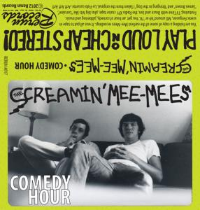 Screamin' Mee-Mees Comedy Hour cassette (Rerun)