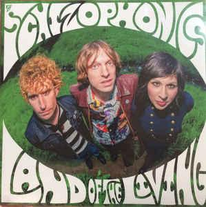 Schizophonics - Land of the Living lp (SFTRI)