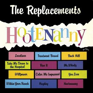 The Replacements - Hootenanny lp (Twin/Tone)