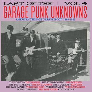 Last of the Garage Punk Unknowns - Vol 4 lp (Crypt)