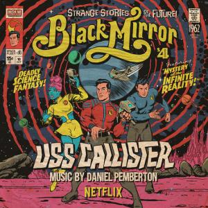 USS Callister - Black Mirror Soundtrack LP RSD 2019