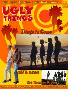 Ugly Things #44 w/ Things To Come, Chip Kinman, more