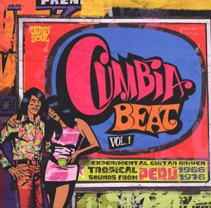 Cumbia Beat Vol 1 2LP [Vampi-Soul]