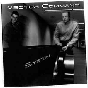 Vector Command - System 3 lp (Hozac)