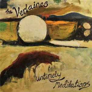 Verlaines - Untimely Meditations cd (Flying Nun)