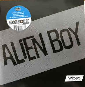 "Wipers - Alien Boy 7"" [Jackpot]"