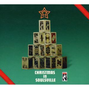 V/A - Christmas In Soulsville lp (Stax)