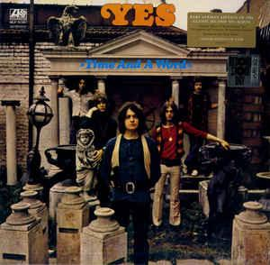 Yes - Time and a Word lp rsd (Atlantic)