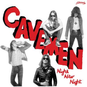 Cavemen - Night After Night lp [Slovenly]