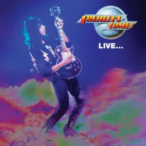Frehley's Comet - Live... LP [eOne] BLACK FRIDAY RSD 2019
