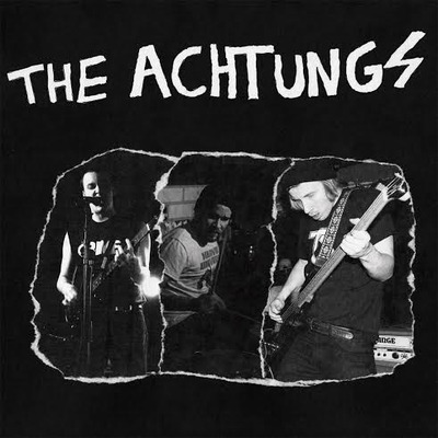 Achtungs - Full of Hate lp (Going Underground)