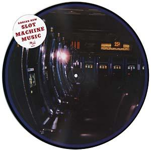 Andrian Rew - Slot Machine Music lp (Hanson Records)