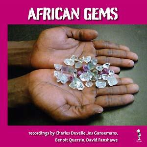 African Gems - lp (SWP Records)