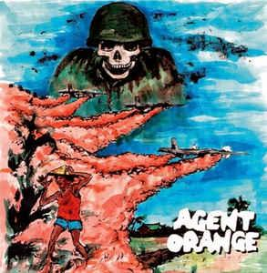Agent Orange - Demos & More lp (Gummopunx)