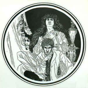 Psychic TV - Allegory & Self lp (SBR / Dais)