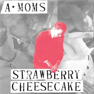 "A Moms - Strawberry Cheesecake 7"" [Third Man Records]"