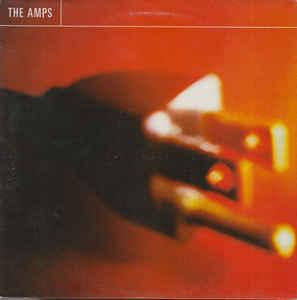 The Amps - Pacer lp (4AD)