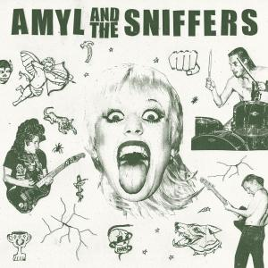 Amyl & The Sniffers - s/t LP [ATO]