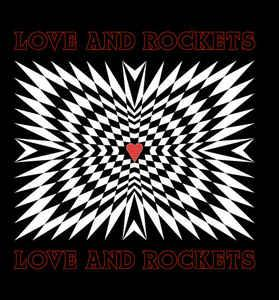 Love and Rockets - s/t lp (Drastic Plastic)