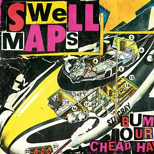 Swell Maps - Wastrels and Whippersnappers lp (Munster)
