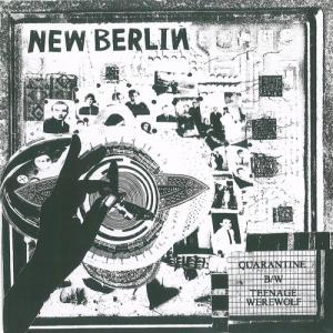 "New Berlin - s/t 7"" (Goodbye Boozy)"