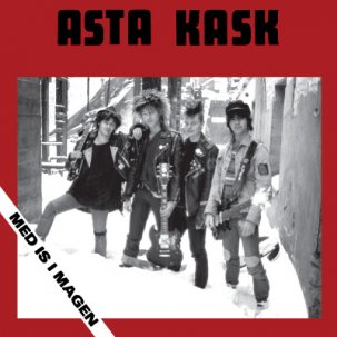 Asta Kask - Med Is I Magen lp (Prank Records)