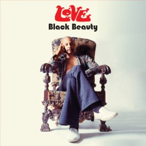 Love - Black Beauty cd (High Moon Records)