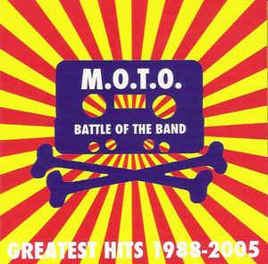 M.O.T.O. - Battle of the Band Greatest Hits 1982-2005 cd [Aarght