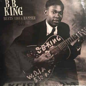 BB King - Beats Like a Hammer lp (Jambalaya)