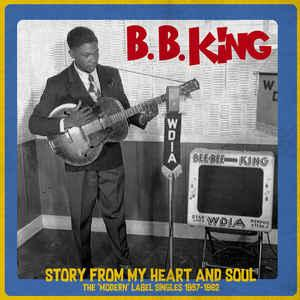 BB King - Story From My Heart And Soul lp (Wax Love)