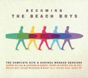 Beach Boys - Becoming the... lp (Omnivore)