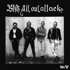 "Blitz - All Out Attack 7"" (Ugly Pop Records)"