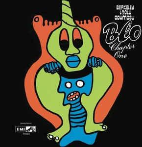 Blo - Chapter One lp (Mr Bongo)