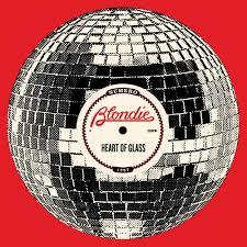 "Blondie - Heart Of Glass pic 12"" (Numero)"