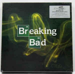 "Breaking Bad Music From The Original Series 5x 10"" (Music On Vin"