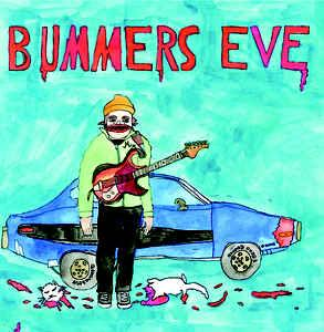 Bummers Eve - s/t lp (Almost Ready)