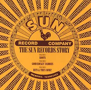 Sun Records Story 6 lp box (Charly)