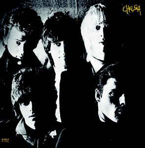 Chelsea - s/t lp (Daily Records)
