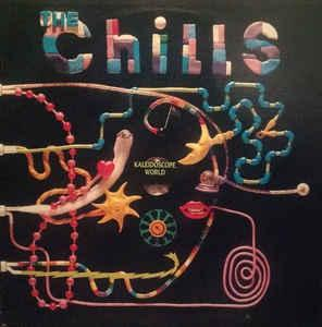 Chills - Kaleidoscope World dbl lp (Flying Nun/Captured Trac