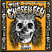 "Chosen Few - I Wanna Be Your Dog 7"" BLACK WAX (Buttercup)"