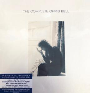 Chris Bell - The Complete Chris Bell 6 x LP BOX SET (Omnivore)