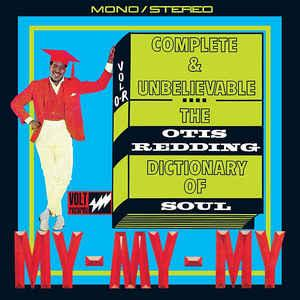 Otis Redding - Complete Dictionary of Soul dbl lp (Rhino)