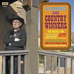 Neil Hamburger - Sings Country Winners cassette (Drag City)