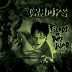 Cramps - Fiends of Dope Island lp (Vengeance)