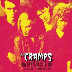 The Cramps - Frank Further & the Hot Dogs lp [No Label]