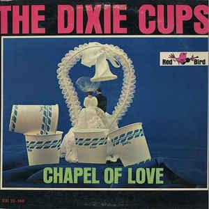 Dixie Cups - Chapel of Love lp (Varese Vintage)