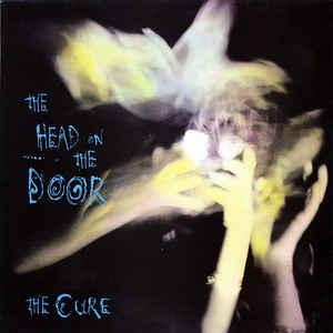 The Cure - The Head On The Door lp (Rhino)