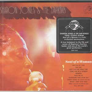 Sharon Jones & Dap-Kings - Soul Of A Woman lp [Daptone]