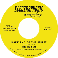 "Bo-Keys - Dark End of the Street 7"" (Electraphonic)"