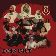 The Templars - Deus Vult lp [Temblecombe/Pirates Press]